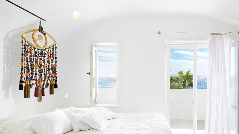 Luxury Suites in Mykonos with jacuzzi