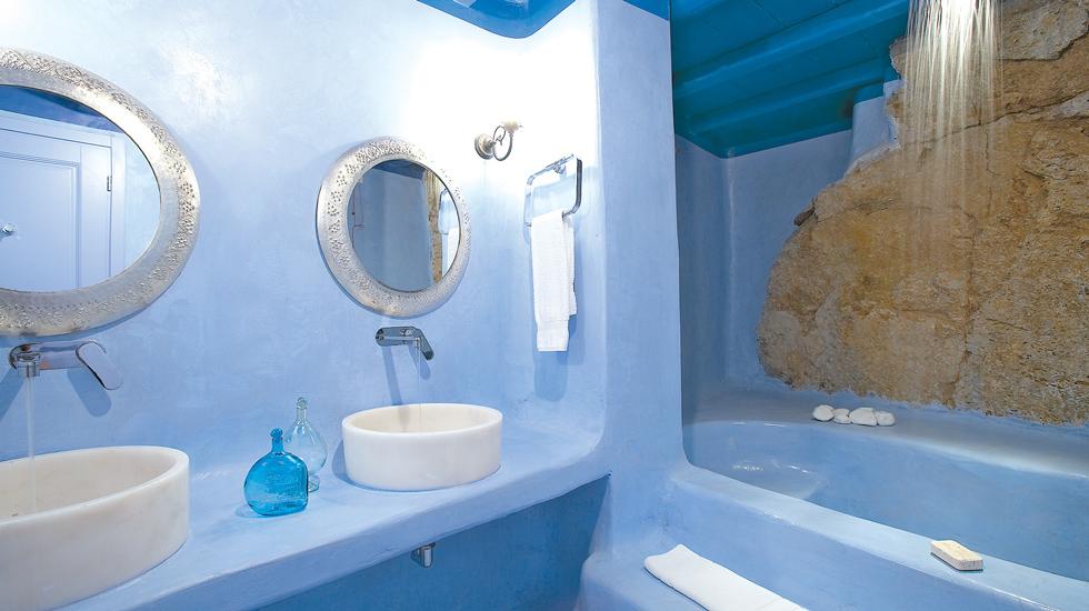 Luxury Villas private pool Mykonos