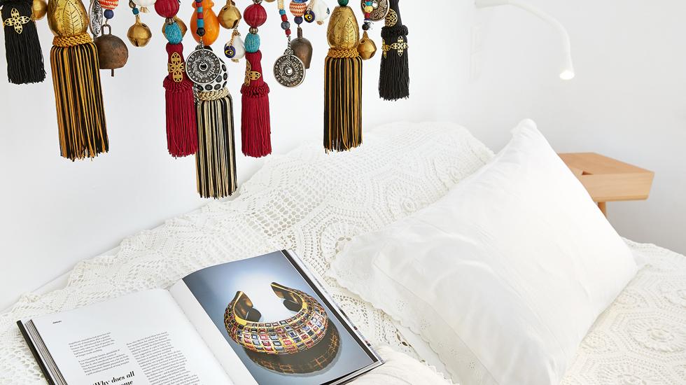 Luxury Bungalow Suite Master bedroom