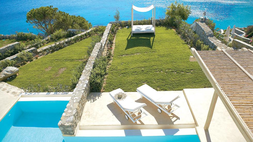 Luxury Villas in Mykonos Blu