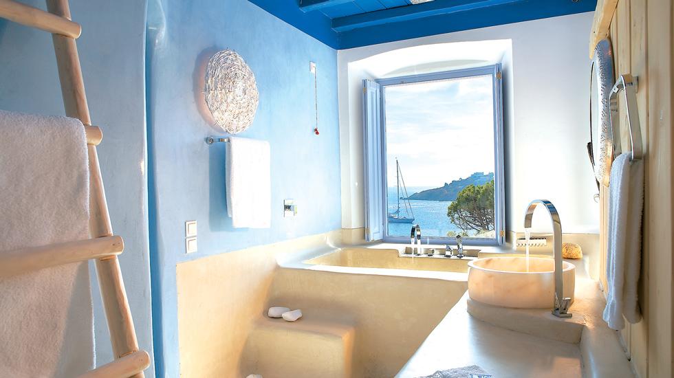 Luxury Blu Villa Mykonos