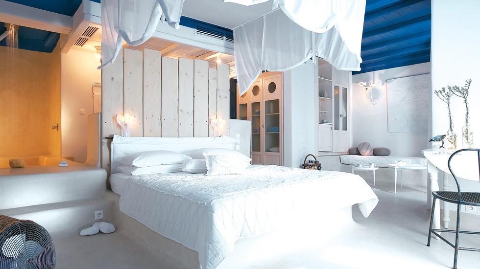 Luxury Villa Mykonos Blu