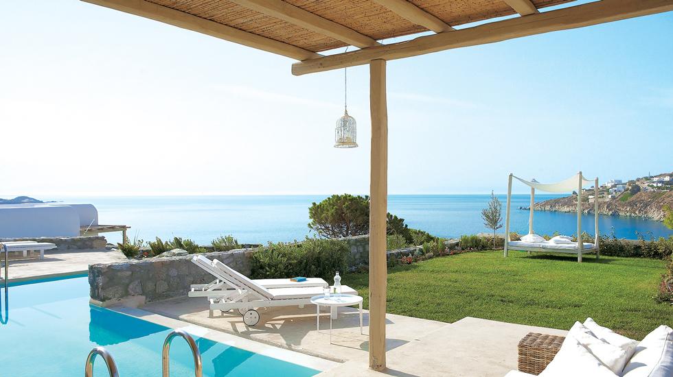 Villas in Mykonos Panoramic Sea View
