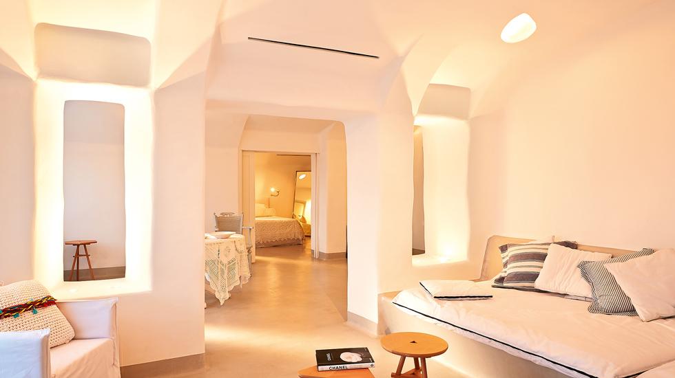 Luxury Suites in Mykonos Island