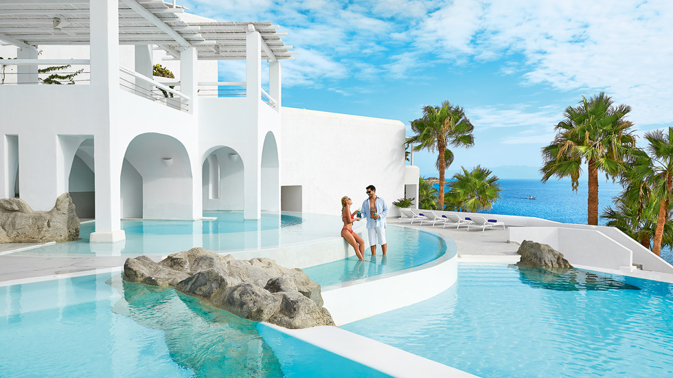 Best Hotel in Mykonos island