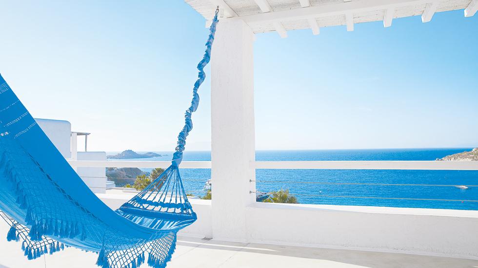 Mykonos luxury resorts