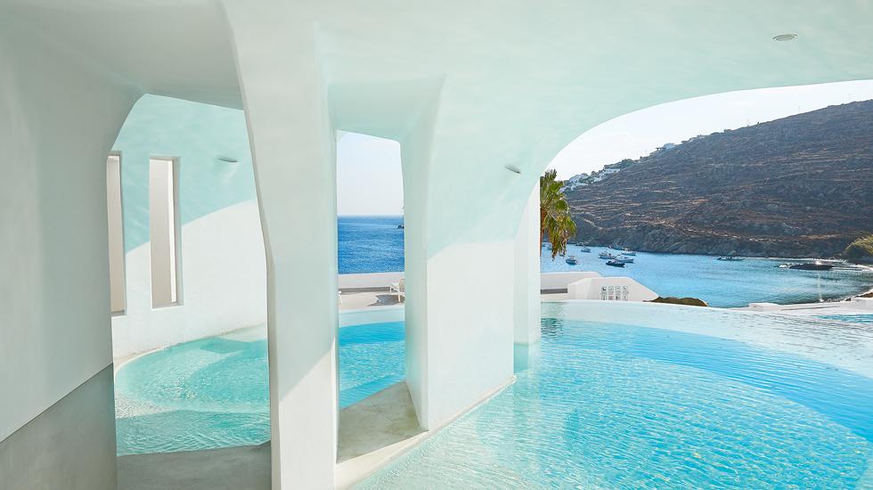 5-star hotel in Mykonos Island