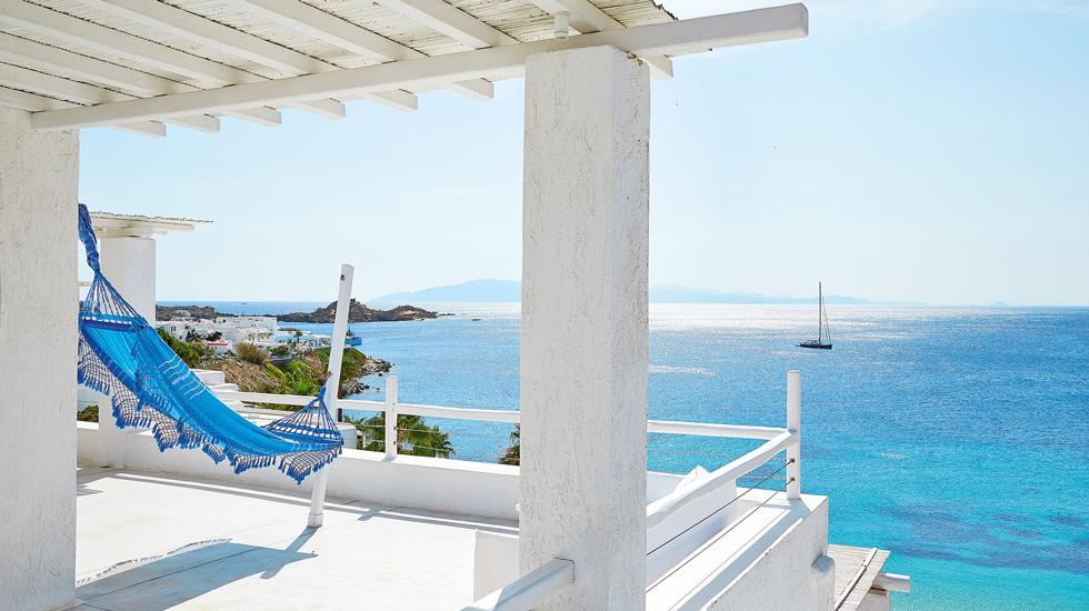 Luxury Hotel in Mykonos Greece