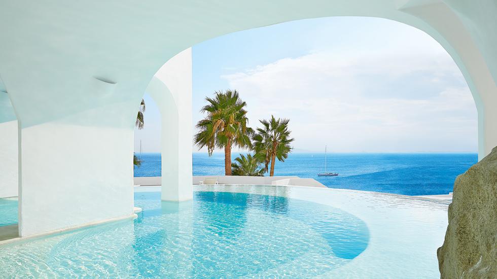 Best Luxury hotel in Mykonos