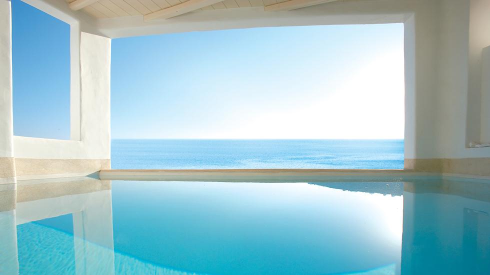 VIP Hotel in Mykonos Island Mykonos Blu