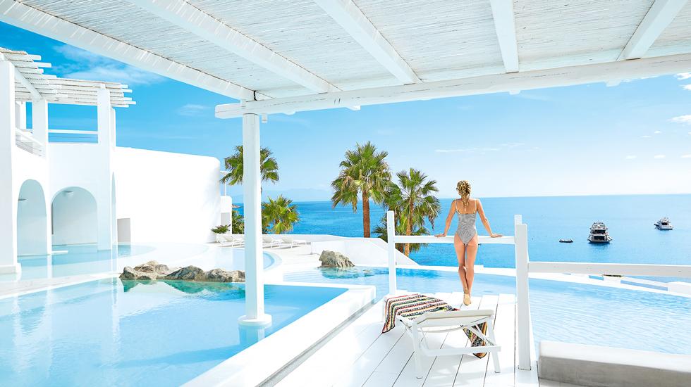 Mykonos Best Resort Mykonos Blu