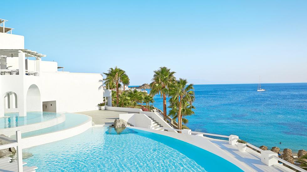 Mykonos Luxury Hotel Mykonos Blu