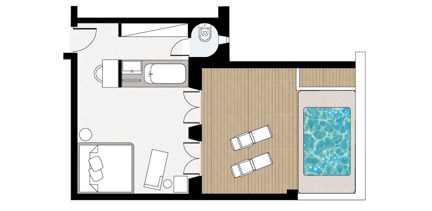 mykonos-blu-luxury-bungalow-with-private-hydromassage-floorplan