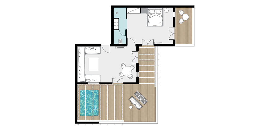 mykonos-blu-exclusive-bungalow-suite-private-outdoor-hydromassage-floorplan