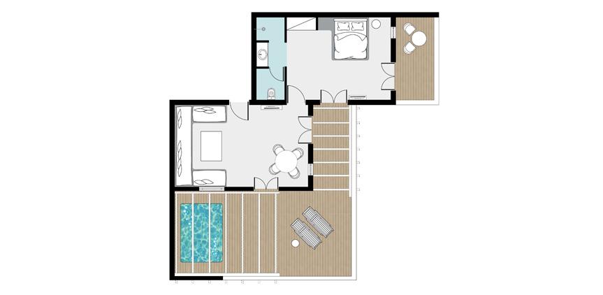 mykonos-blu-exclusive-bungalow-suite-private-outdoor-jacuzzi-floorplan